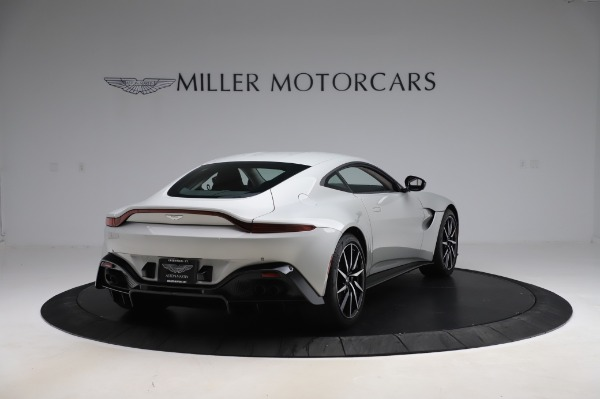 Used 2020 Aston Martin Vantage Coupe for sale $149,800 at Bentley Greenwich in Greenwich CT 06830 6