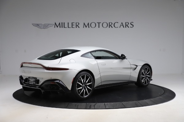 Used 2020 Aston Martin Vantage Coupe for sale $149,800 at Bentley Greenwich in Greenwich CT 06830 7
