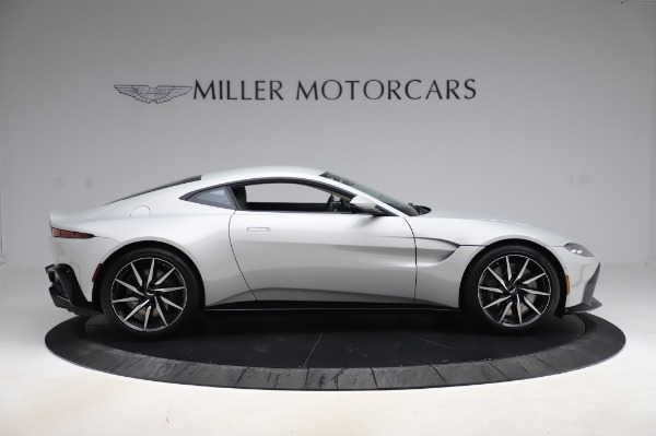 Used 2020 Aston Martin Vantage Coupe for sale $149,800 at Bentley Greenwich in Greenwich CT 06830 8