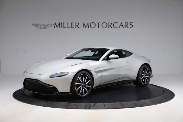 Used 2020 Aston Martin Vantage Coupe for sale $149,800 at Bentley Greenwich in Greenwich CT 06830 1