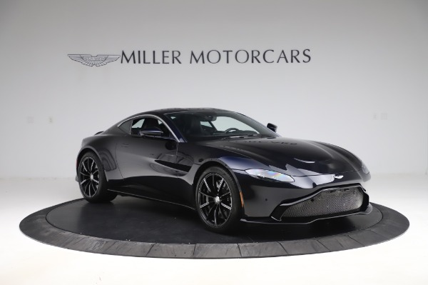 Used 2019 Aston Martin Vantage for sale $124,900 at Bentley Greenwich in Greenwich CT 06830 10