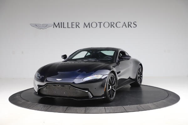 Used 2019 Aston Martin Vantage for sale $127,900 at Bentley Greenwich in Greenwich CT 06830 12