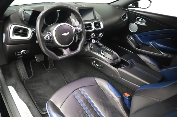 Used 2019 Aston Martin Vantage for sale $127,900 at Bentley Greenwich in Greenwich CT 06830 13