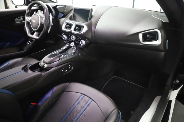 Used 2019 Aston Martin Vantage for sale $124,900 at Bentley Greenwich in Greenwich CT 06830 18