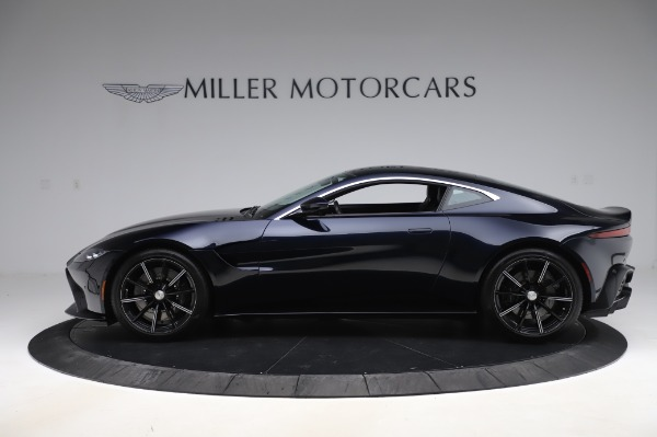 Used 2019 Aston Martin Vantage for sale $124,900 at Bentley Greenwich in Greenwich CT 06830 2