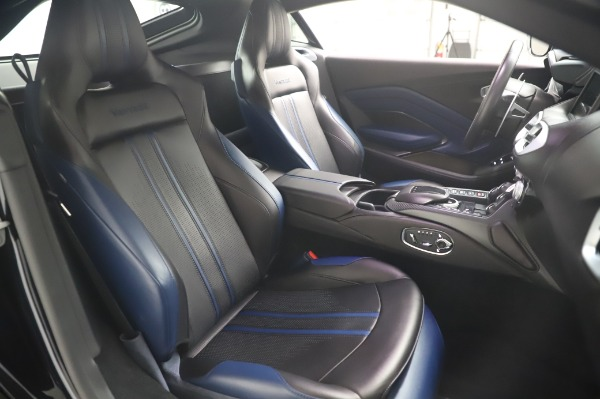 Used 2019 Aston Martin Vantage for sale $124,900 at Bentley Greenwich in Greenwich CT 06830 20