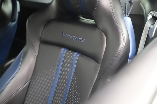 Used 2019 Aston Martin Vantage for sale $127,900 at Bentley Greenwich in Greenwich CT 06830 21