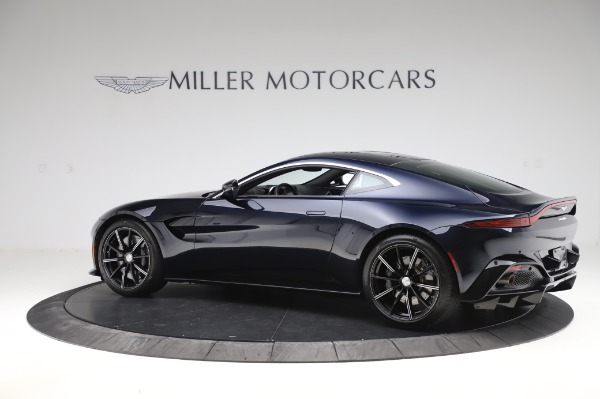 Used 2019 Aston Martin Vantage for sale $124,900 at Bentley Greenwich in Greenwich CT 06830 3