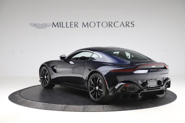 Used 2019 Aston Martin Vantage for sale $127,900 at Bentley Greenwich in Greenwich CT 06830 4
