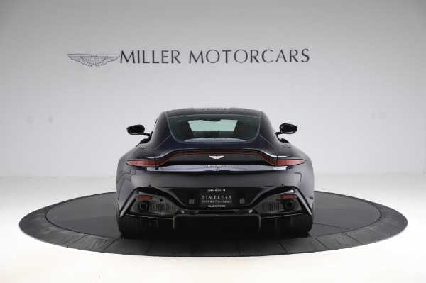 Used 2019 Aston Martin Vantage for sale $124,900 at Bentley Greenwich in Greenwich CT 06830 5