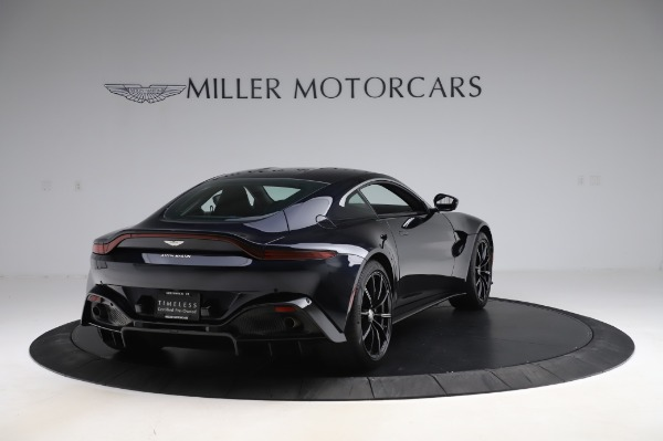 Used 2019 Aston Martin Vantage for sale $127,900 at Bentley Greenwich in Greenwich CT 06830 6
