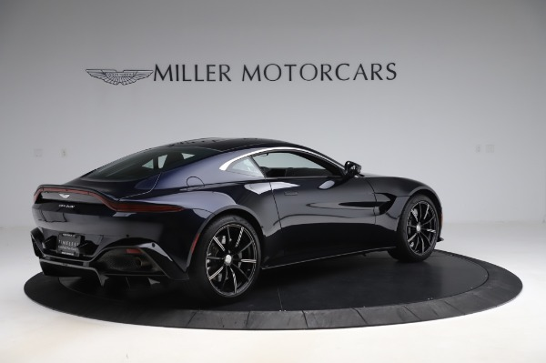 Used 2019 Aston Martin Vantage for sale $124,900 at Bentley Greenwich in Greenwich CT 06830 7