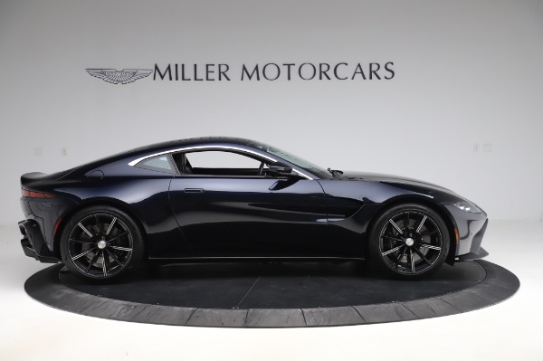 Used 2019 Aston Martin Vantage for sale $127,900 at Bentley Greenwich in Greenwich CT 06830 8
