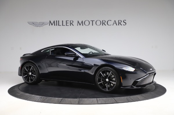 Used 2019 Aston Martin Vantage for sale $127,900 at Bentley Greenwich in Greenwich CT 06830 9
