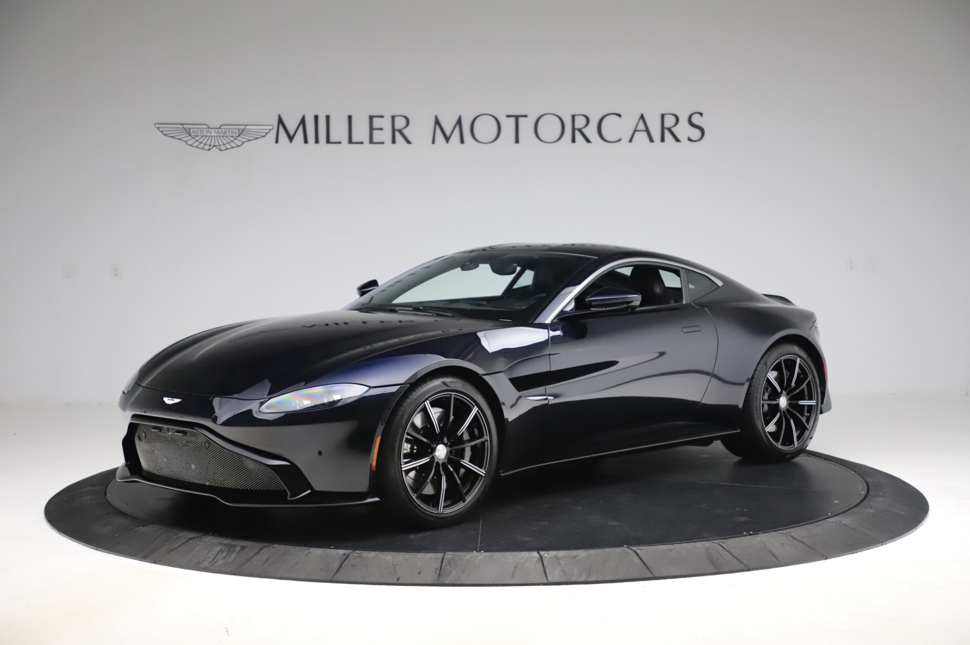 Used 2019 Aston Martin Vantage for sale $127,900 at Bentley Greenwich in Greenwich CT 06830 1