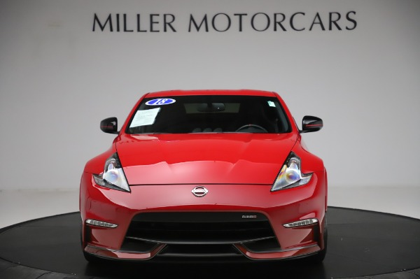 Used 2018 Nissan 370Z NISMO Tech for sale $39,900 at Bentley Greenwich in Greenwich CT 06830 12