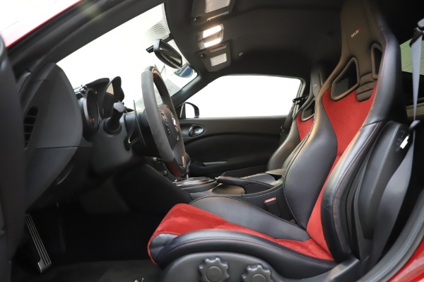 Used 2018 Nissan 370Z NISMO Tech for sale $39,900 at Bentley Greenwich in Greenwich CT 06830 16