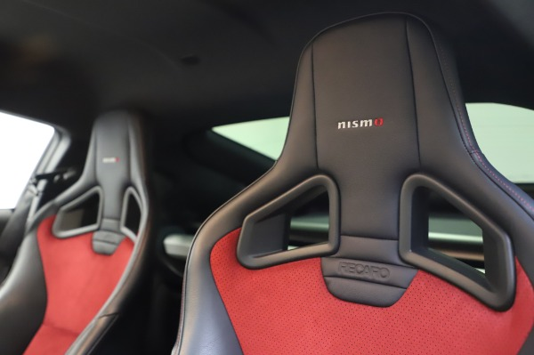 Used 2018 Nissan 370Z NISMO Tech for sale $39,900 at Bentley Greenwich in Greenwich CT 06830 18