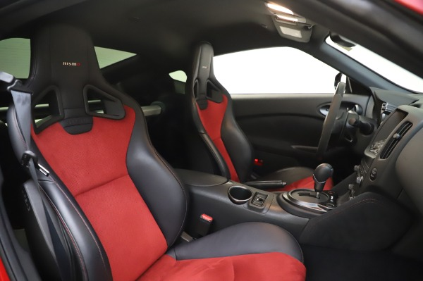 Used 2018 Nissan 370Z NISMO Tech for sale $39,900 at Bentley Greenwich in Greenwich CT 06830 19