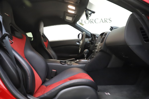 Used 2018 Nissan 370Z NISMO Tech for sale $39,900 at Bentley Greenwich in Greenwich CT 06830 20