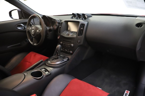 Used 2018 Nissan 370Z NISMO Tech for sale $39,900 at Bentley Greenwich in Greenwich CT 06830 21