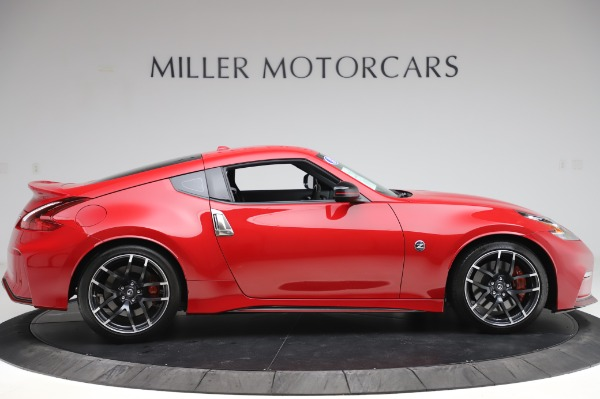 Used 2018 Nissan 370Z NISMO Tech for sale $39,900 at Bentley Greenwich in Greenwich CT 06830 7