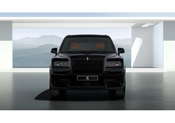 New 2021 Rolls-Royce Cullinan Black Badge for sale $433,225 at Bentley Greenwich in Greenwich CT 06830 2