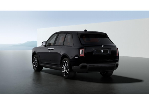 New 2021 Rolls-Royce Cullinan Black Badge for sale $433,225 at Bentley Greenwich in Greenwich CT 06830 3