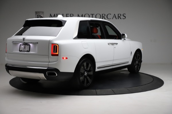 Used 2021 Rolls-Royce Cullinan for sale Call for price at Bentley Greenwich in Greenwich CT 06830 10