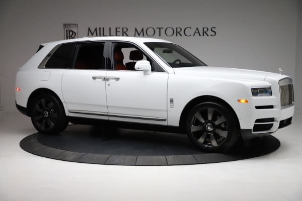 Used 2021 Rolls-Royce Cullinan for sale Call for price at Bentley Greenwich in Greenwich CT 06830 12