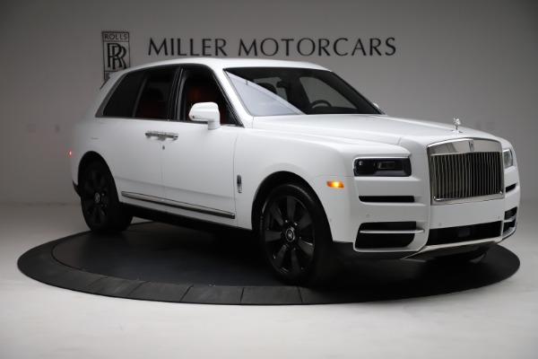 Used 2021 Rolls-Royce Cullinan for sale Call for price at Bentley Greenwich in Greenwich CT 06830 13