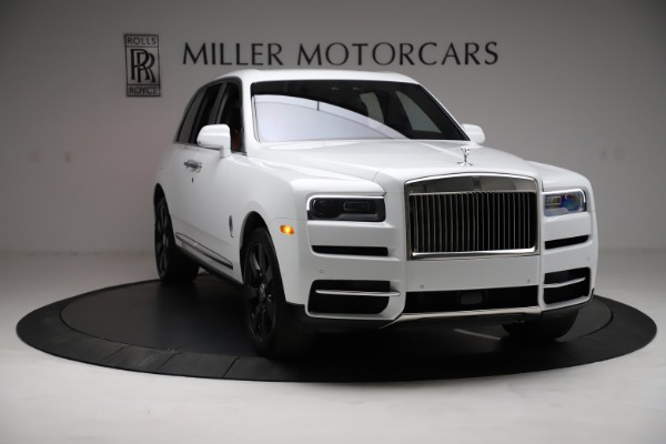 Used 2021 Rolls-Royce Cullinan for sale Call for price at Bentley Greenwich in Greenwich CT 06830 14