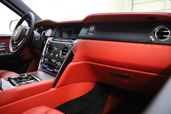 Used 2021 Rolls-Royce Cullinan for sale Call for price at Bentley Greenwich in Greenwich CT 06830 16