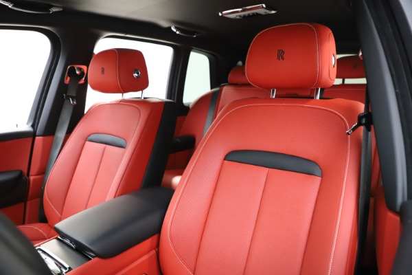 Used 2021 Rolls-Royce Cullinan for sale Call for price at Bentley Greenwich in Greenwich CT 06830 17