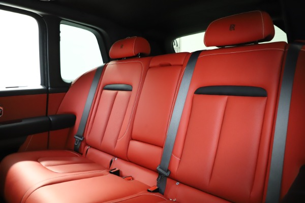 Used 2021 Rolls-Royce Cullinan for sale Call for price at Bentley Greenwich in Greenwich CT 06830 19
