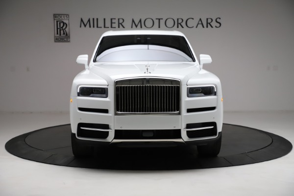 New 2021 Rolls-Royce Cullinan Base for sale $378,525 at Bentley Greenwich in Greenwich CT 06830 2