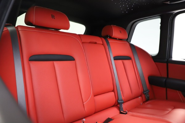 Used 2021 Rolls-Royce Cullinan for sale Call for price at Bentley Greenwich in Greenwich CT 06830 20