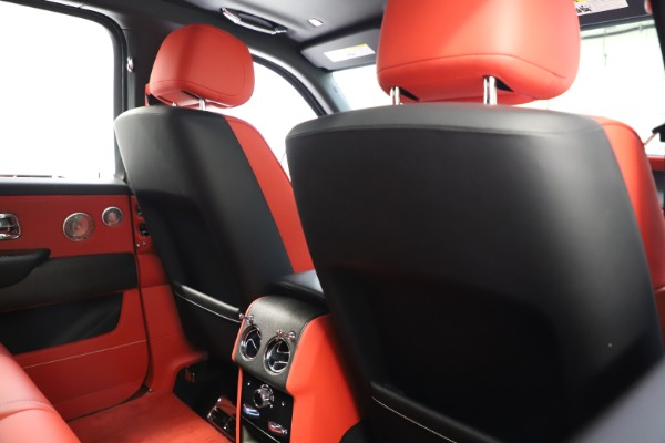 Used 2021 Rolls-Royce Cullinan for sale Call for price at Bentley Greenwich in Greenwich CT 06830 22