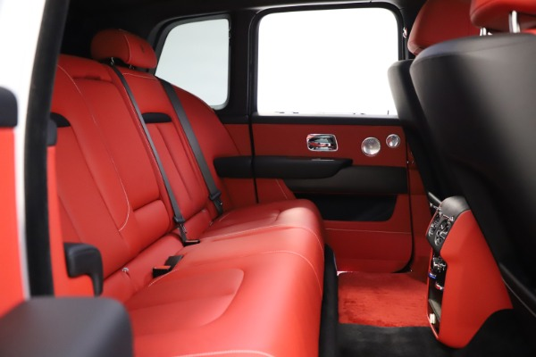 Used 2021 Rolls-Royce Cullinan for sale Call for price at Bentley Greenwich in Greenwich CT 06830 28