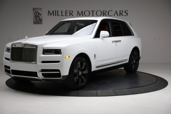 New 2021 Rolls-Royce Cullinan Base for sale $378,525 at Bentley Greenwich in Greenwich CT 06830 3