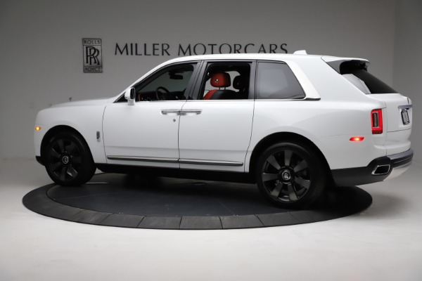 Used 2021 Rolls-Royce Cullinan for sale Call for price at Bentley Greenwich in Greenwich CT 06830 6