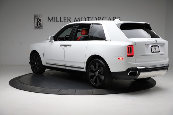 Used 2021 Rolls-Royce Cullinan for sale Call for price at Bentley Greenwich in Greenwich CT 06830 7