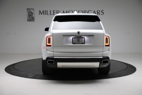 Used 2021 Rolls-Royce Cullinan for sale Call for price at Bentley Greenwich in Greenwich CT 06830 8