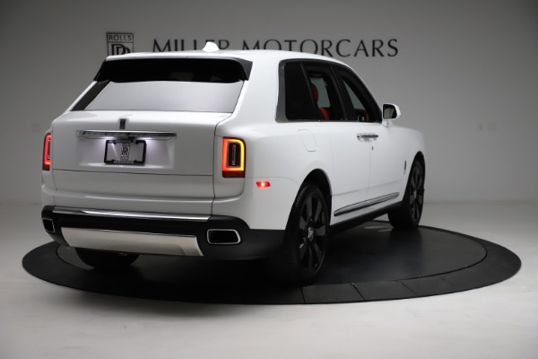 New 2021 Rolls-Royce Cullinan for sale Sold at Bentley Greenwich in Greenwich CT 06830 9