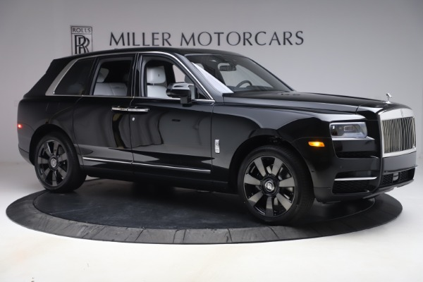 New 2021 Rolls-Royce Cullinan for sale Sold at Bentley Greenwich in Greenwich CT 06830 10