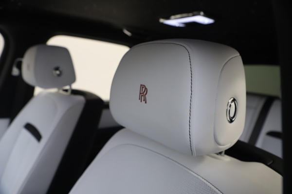 New 2021 Rolls-Royce Cullinan for sale Sold at Bentley Greenwich in Greenwich CT 06830 23