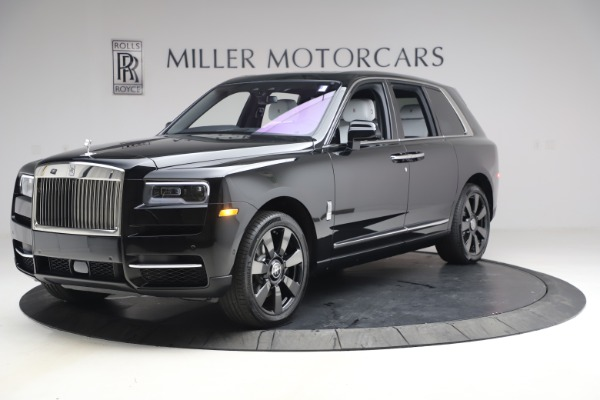 New 2021 Rolls-Royce Cullinan for sale Sold at Bentley Greenwich in Greenwich CT 06830 3