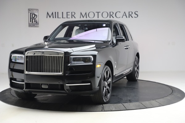 New 2021 Rolls-Royce Cullinan for sale Sold at Bentley Greenwich in Greenwich CT 06830 1