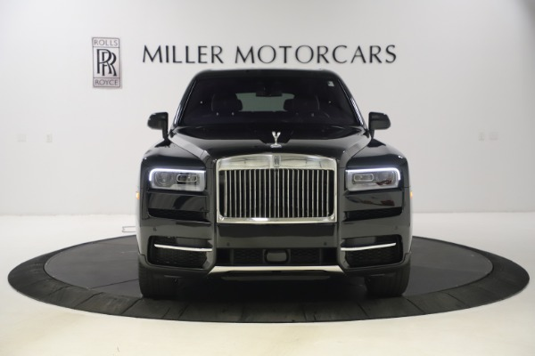 New 2021 Rolls-Royce Cullinan for sale $372,725 at Bentley Greenwich in Greenwich CT 06830 11