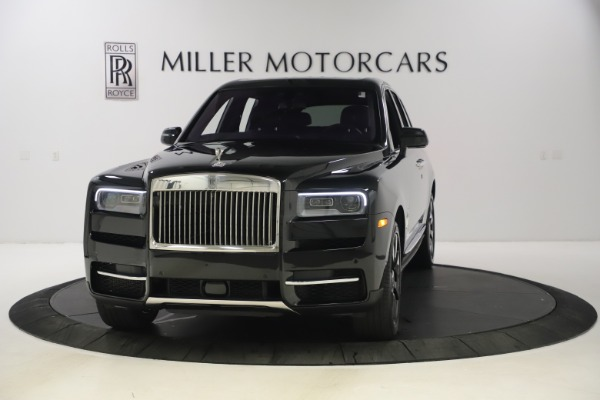 New 2021 Rolls-Royce Cullinan for sale $372,725 at Bentley Greenwich in Greenwich CT 06830 2